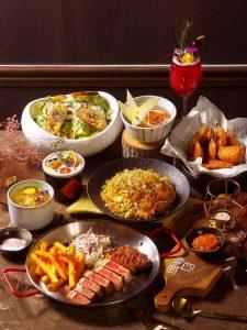 天成文旅-華山町 叁四町餐廳-平日晚餐與假日午晚餐推薦料理與酒吧時段調酒