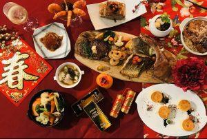 天成文旅-華山町 華山町餐酒館 新年分享餐
