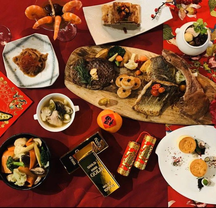 華山町餐酒館新年分享餐 小家庭圍爐輕鬆吃年菜  早鳥再享85折
