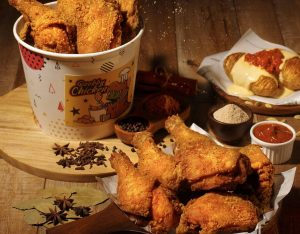 天成文旅華山町餐酒館 寶比炸雞分享餐 2