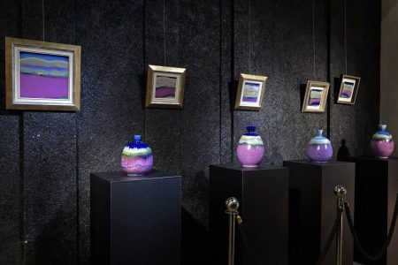天成文旅-華山町 薰衣草陶藝特展 (2)