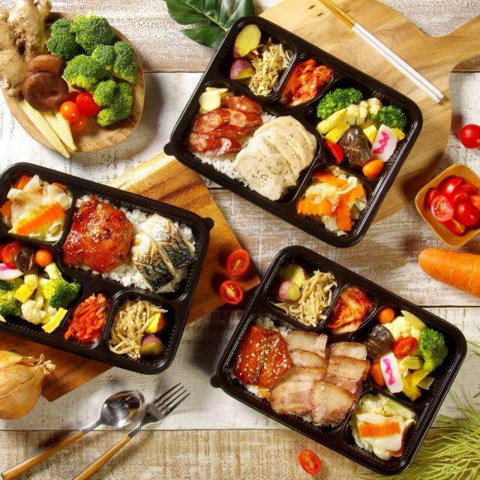 華山町餐酒館推出主廚經典雙饗錦便當150元星級美味輕鬆帶著走