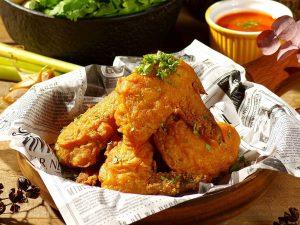 天成文旅-華山町 華山町餐酒館 南洋轟炸雞翅