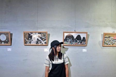 天成文旅-華山町林廉恩《回家》複合拼貼創作展 1609