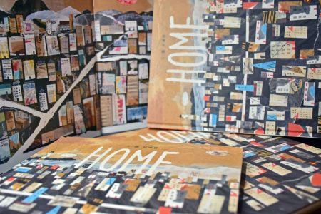 藝術展演_林廉恩《回家》複合拼貼創作展 (12)