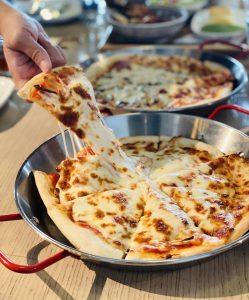 天成文旅-華山町 華山町餐酒館 經典Pizza