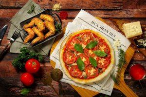 天成文旅-華山町 美式經典披薩炸雞