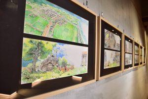 天成文旅-華山町 藝術展演 《幸福的角落》