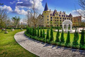 瑞穗天合國際觀光酒店 綠景公園