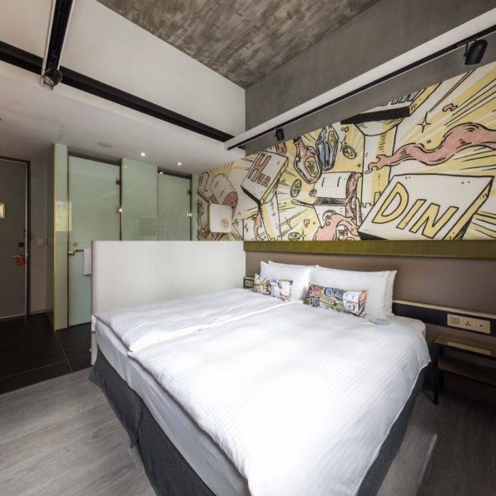 華山町歡慶三週年住房專案 骰子樂遊戲 有機會獲得瑞穗天合國際觀光酒店住宿券